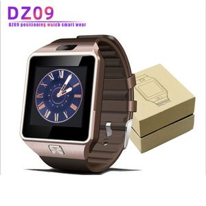 DZ09 Smart Watch Bluetooth Anti-lost Wrist Watches SIM TF Card For iPhone Android Samsung HTC Sony Nokia Wearable Smart Watches