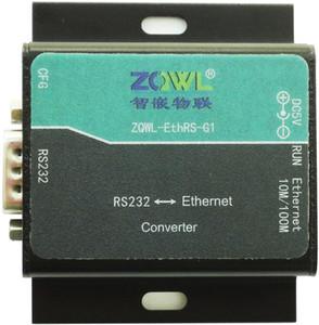 Serial Port Server para Ethernet RS232 Modbus TCP