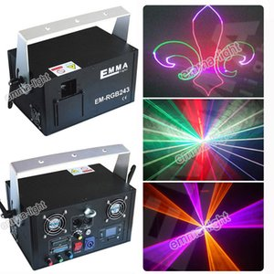 Wholesale -Chrismas Parties Light Ktv Private Party Room Dj Disco Rgb Bulb Stage Laser Light Colorful Lamp