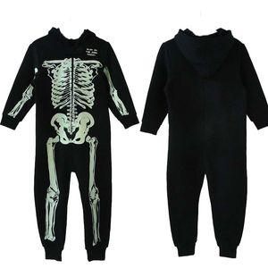 Winter Overalls Jumpsuit Kids Pajamas Children Onesie Sleepers Pajamas Christmas 2020 Halloween Costumes