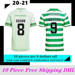 20 21 Celtic soccer jersey 2020 2021 Men Kids shirt Retro 1998 98 99 05 06 away black 1999 1990 1992 Ireland football shirt