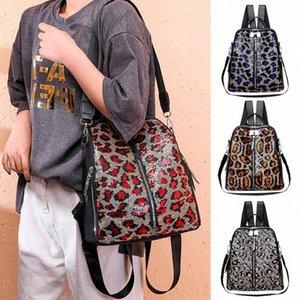 Womens Fashion Sequin Backpack Waterproof Bag Anti Theft Shoulder Bag Leisure Oxford Cloth Simple Travel Backpack 2020 New #SRN SdMr#