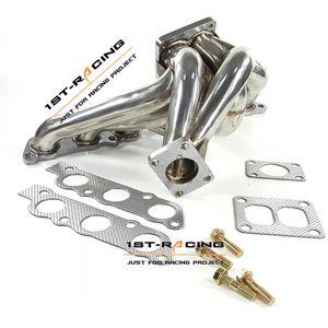 Toyota Supra Lexus IS300 GS300 2JZGE 2JZ GE Turbo Egzoz Manifoldu Manifoldlar T4 Flanşı
