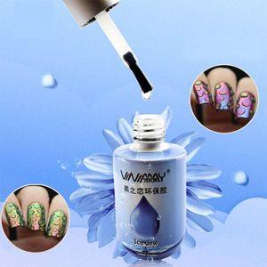 Fashion Water Droplets Gel Nail Polish Gel Magic Smudge Bubble Nail DIY Varnish Manicure Decoration Art Accessories