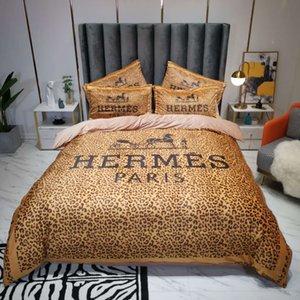 Luxo Chic projeto Bedding Sets Velvet Quente edredon cobrir Set Rainha Fronhas Folha de cama Folha Quilt capa espessa de cama