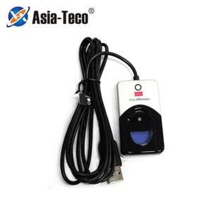 DigitalPersona URU4500 100٪ USB الأصلي بصمات الأصابع الماسح الضوئي قارئ بصمات الأصابع SDK مجانا مصنوع في الفلبين