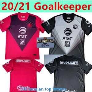 حارس المرمى 20 21 مكسيكو كلوب أمريكا G.Rodriguez O.Peralta Soccer Jersey 2020 2021 أمريكا حارس مرمى R.Martinez P.Aguilar كرة القدم جيرسي