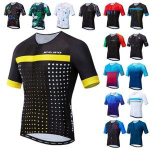 Weimostar bisiklet Jersey Takım Erkekler Bisiklet Bisiklet Giyim Nefes Yarış Spor MTB Bisiklet Kazağı Top Pro