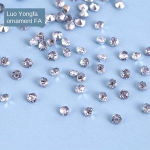 JN4zM Yiwu akrilik Diamond boyama zanaat boyama takı manzara Elmas manzara kalıp sivri gümüş enjeksiyon alt kaplama