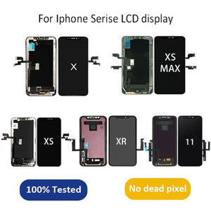 Para iPhone X XS XSMAX XR 11 LCD Pantalla OLED TFT TFT Pantalla táctil Digitalizador Reemplazo de ensamblaje