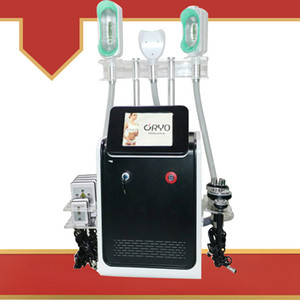 2020 Cryolipolisis Жир Замораживание машина Двойной подбородок Жир Удаление 360 Cryolipolysis жира замораживания Живот живота для похудения машина