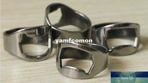 Finger Ring Bottle Opener Stainless Steel Bar Beer Tool Openers Mini 24mm 22mm 20mm 18mm Bar Tools
