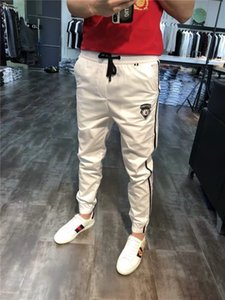 Designer joggers for men mens clothing men joggers best sell Free shipping hot Fall beautiful modern style simple elegant DL4F