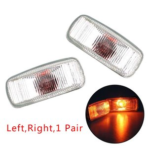 Car Front Fender Lamp Side Turn Signal Lights 4806224AE Car Accessory For For Dodge Charger
