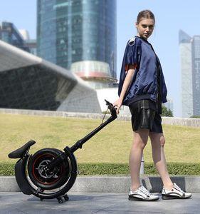 Vergisiz ! AB Stok Yeni Yüksek Kalite Elektrikli Bisiklet 7.8AH Pil 14 inç Katlanabilir Elektrikli Bisiklet Scooter 35km Aralığı LWT