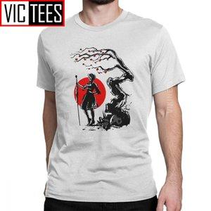 Hombres camiseta Nier Autómatas camiseta 2b Bajo El Sol ocio puro algodón YoRHa 2B Juego mayorista