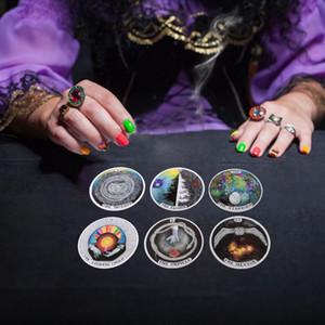 Deck Scheda dentro Tarocchi Unknown il gioco in Cards Oracle 78 78 selvaggio Stock della Archetipi UIuVs hotclipper