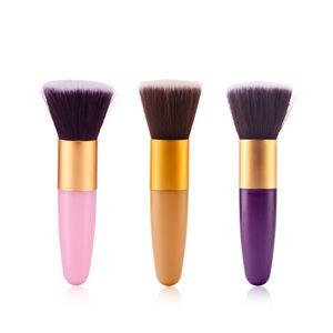 Foundation Powder Contour Brush Face Make Up Blush Brushes Eyeshadow Tools Beauty Pincel Maquiagem Pinceis De Maquiagem