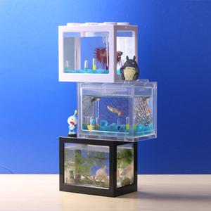 Kreativbox Tank lagert ökologische Tank Eimer Fisch Algen Ball Spinne Box ant Box klein Reptil Reihe