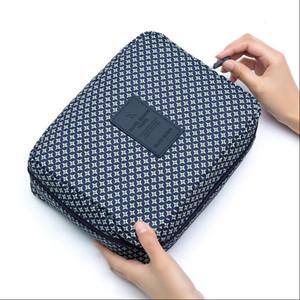 Fashion Multi function Travel Cosmetic Bag Female Cosmetic Bag Toiletries Storage Bag Waterproof Female Storage Cosmetic Case