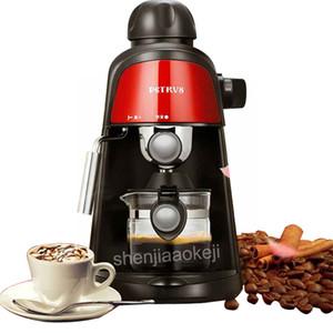 Pression semi-automatique Machine à café italienne américaine Ménage PE3800 vapeur Pression commerciale Machines à café 220v 800w 1pc