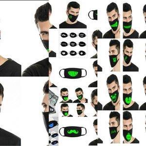 Masques néoprène Full Face Extreme noir Masque Vampire Glow un produit de qualité de conception confortable et respirante Sgtfg