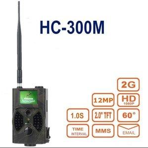 Yeni Geyik Trail Kameralar avcılık 12MP 1080P Fotoğraf Tuzak Hareket tetik Gece Görüş yaban hayatı kameralar CE ROHS FCC av kamera hc 300m