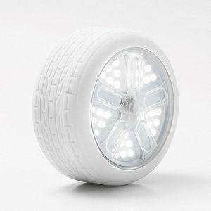 Creative Tire RGB Camping Light Carp Bivvy Fishing Light Waterproof Strong Magnetic Remote Conterol LED Bivvy Tent Gift l0JC#