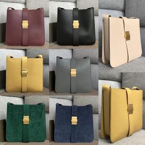 2020 La Marie Moda benna Crossbody Bag portatile femminile Donne Messenger Borse a tracolla a mano in sacchetto per le donne borse delle signore Handba 00Nd #