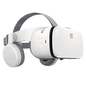 Bobovr Z6 Складная VR 3D очки виртуальной реальности Мини Картонный шлем VR очки Гарнитуры БОБО VR Для 4 - 6-дюймовый смартфон LJ200917