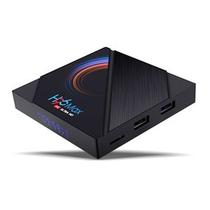 H96 Max H616 Android 10 TV Box Allwinner 4GB 64GB 2.4G 5G Wifi Bluetooth vs X96 TX6S H96 Set Top Box