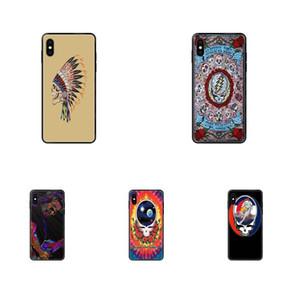 Для Apple iPhone 5 5C 5S SE SE2020 6 6S 7 8 11 12 Plus Pro X XS Max XR America Rock Band Grateful Dead ТПУ сотовый телефон обложка чехол