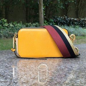 2020 alta struttura nuova ampia borsa a tracolla del messaggero della moda semplice di vendita caldo Zipper Borsa a tracolla più funzione della traversa del sacchetto piccoli sacchetti quadrati