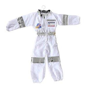 الطفل رائد الفضاء لعب دور مجموعة ملابس للاطفال البدلة الفضائية بنين خارج الأرض اللباس الزي حزب هالوين الملابس