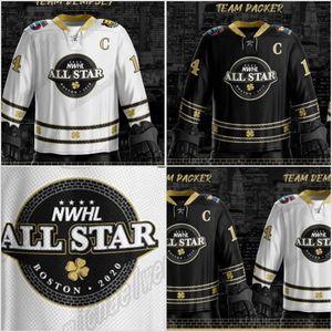보스턴 수도권 버팔로 미네소타 코네티컷 토론토에서 주말에 공개되는 NCAA 2020 NWHL 내셔널 리그 올스타 여자 유니폼