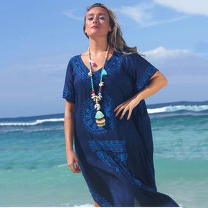 Boema catena a mano della spiaggia di estate in rilievo di legno Shell etnici Collana turchesi nappa perle lunghe collane per i monili delle donne