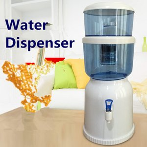 250x270mm Mini Portable Table Top Countertop Bottle Water Cooler Dispenser Home Office Supply