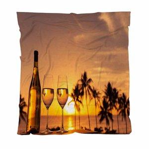 Início Quarto de luxo Bed Blanket, Perfect Gateway, Criança Blanket Ar Condicionado Quilt
