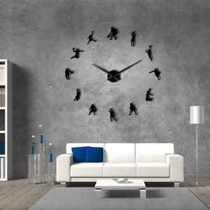 Gifts Players Diy Slam Basketball Watch Room Wall Clock Giant Decor Dunk Large Kid Wall Basketball Clock Basketball Wall DBzcJ ffshop2001