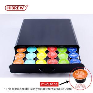 Coffee Roasters HiBREW Gusto Storage Box Drawer Cabinet Holder