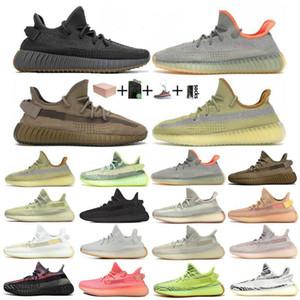 Erkekler Ayakkabı Asriel'i Yecheil Keten İsrafil cüruf Eliada ABEZ Yansıtıcı Ayakkabı Kadın Erkek Toprak Zebra Grey Eğitmenler Sneakers Boyut 36-48 Koşu