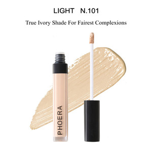 PHOERA Foundation Concealer Makeup Full Coverage Matte Brighten Long Lasting Fast Free Shipping