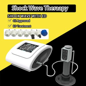 2019 New Style Beauty Medical Equipment Portable Shock Wave Air Pressure Therapy Machine For Commercial & Home Use