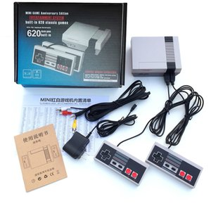 Classic NES Video Game Console Handheld NES games Mini TV can store 620 500 Games With controller Make Great Fun Gift Multi-Plugs Avaliable