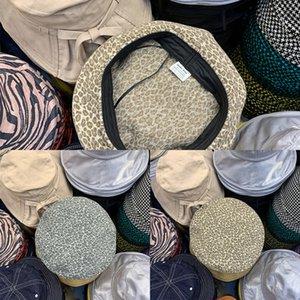 Cadı Yün Cap Kadın Moda Koyun boyunca WnJru U Leopar tane Sivri Şapka Örgü Şapka Spire Örme balıkçı Cap HOT Sivri beret