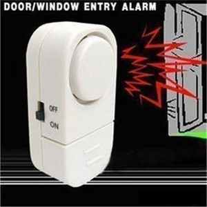 Security Wireless Home Window Door Burglar Security Alarm System Magnetic Sensor