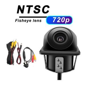 HD Auto-hintere Ansicht-Unterstützungsparken Kamera-Nachtsicht-CMOS 170 ° umgewasserdichte 720p / 1080p