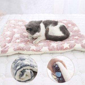 Большой Pet Собака Кошка моющийся кровать Щенок Подушка Дом Pet Soft Warm Питомник собак Мат Одеяло Подушка Матрас Питомник Soft Crate Mat