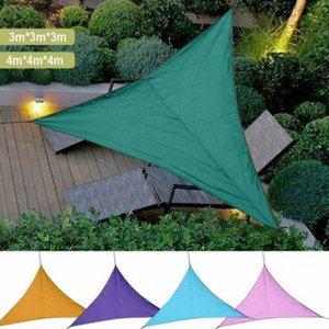 Étanche à l'ombre Triangular UV Sun Sail Sun Abri pare-soleil Canopy Jardin Patio Piscine Voile d'ombrage Auvent Camping pique-nique Tente 6 personne T Nzq8 #