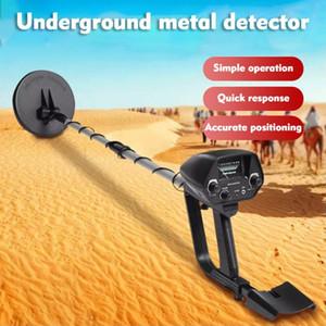 KKMoon MD4030 Metal Detector Underground Professional Treasure Treasure Treasure Seeker Metal Detector com fone de ouvido